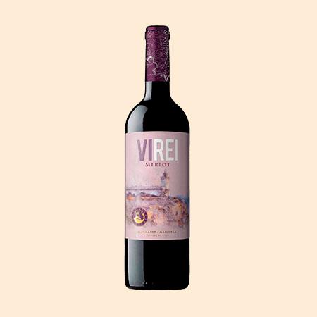 Vi Rei Merlot 2017 Wein – Bodegas Vi Rei