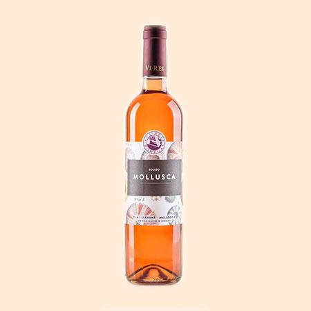 Mollusca Rose 2017 Wein – Bodegas Vi Rei