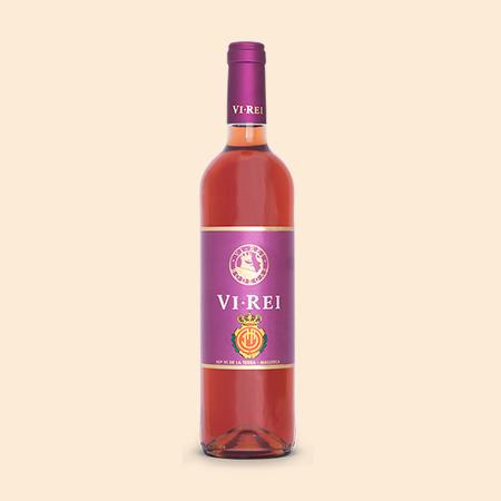 Vi Rei Rose Mallorca 2018 Wine – Bodegas Vi Rei Winery