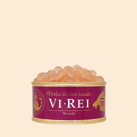 Perlas de vino Vi-Rei Rosado Thumb